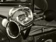 Fototapete 20s - 30s - Auto