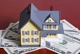 mortgage and down payment poster