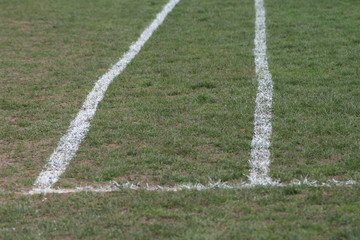 pitch markings