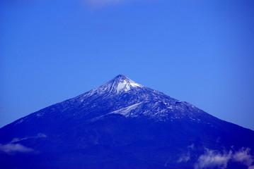 peak of mt teide