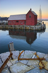 most photographed fishing shack