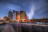 Fototapety melbourne skyline