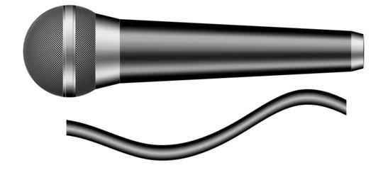 high resolution microphone