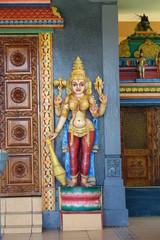 figurine indienne