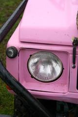 pink offroader 4x4