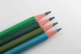 moss color pencil poster