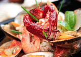 Fototapety shrimp
