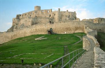 spiš castle (spisky hrad)