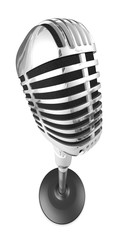 50s microphone