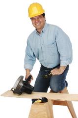 contractor medium shot
