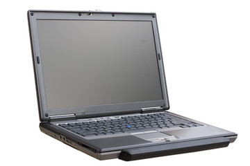 widescreen laptop with palmrest