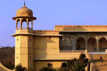 india, jaipur: gaitore
