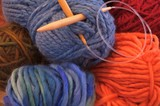 yarn to knit poster