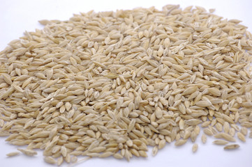 heap of wheat