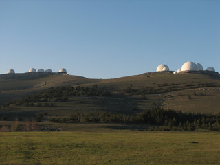 mountain observatory