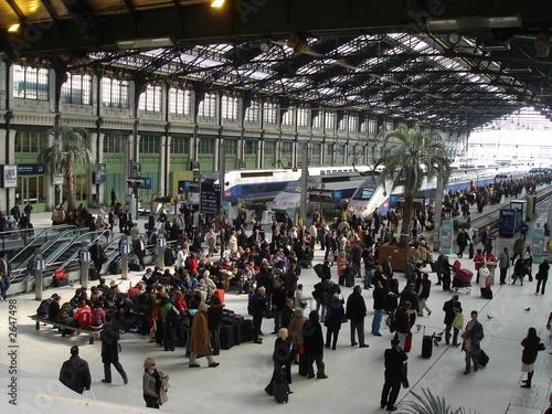 gare de lyon - 2647498