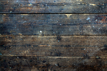 old floorboards