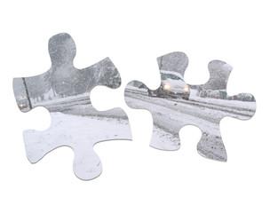 snow jigsaw