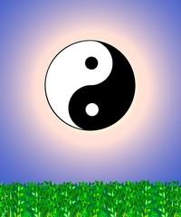 ying yang sonne