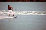 miami marina wake boarder poster