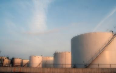 power plant silo