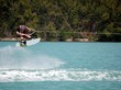 wake board stunt
