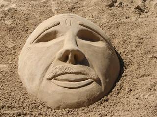 sand face