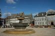 goldener adler und der marktplatz von goslar
