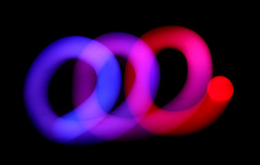 lichtspiel spirale