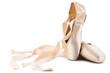 Leinwanddruck Bild - ballet shoes