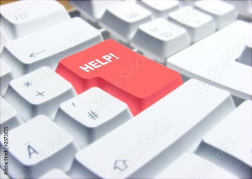 hilfe tastatur helpkey