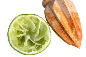 lime, juiced