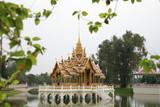 bang pa-in palace, thailand poster