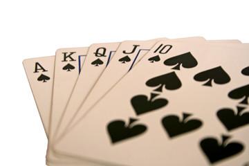 poker - royal fush