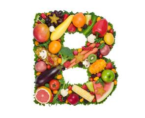 "alphabet of health - ""b"""