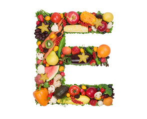 "alphabet of health - ""e"""