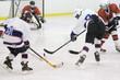 shot on goal, hockey