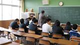 japanese math class poster