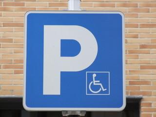 parking minusvalidos