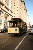 san francisco trolly car poster