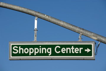 shopping center right