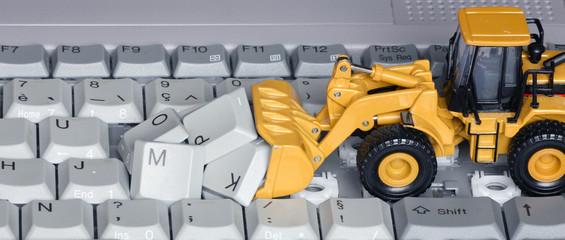 chantier clavier 10