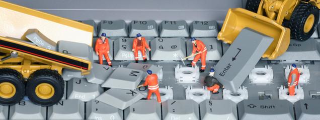 chantier clavier 11