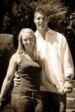 happy couple poster