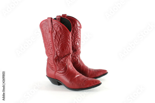 red western boots - 2691803
