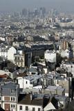 cityscape - paris poster