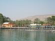 kibboutz de ein gev sur le lac de tibériade