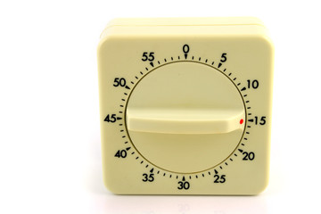 wind up timer at 15 minutes