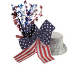 fourth of july still life poster