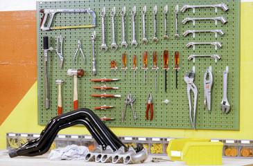 tableau porte-outils
